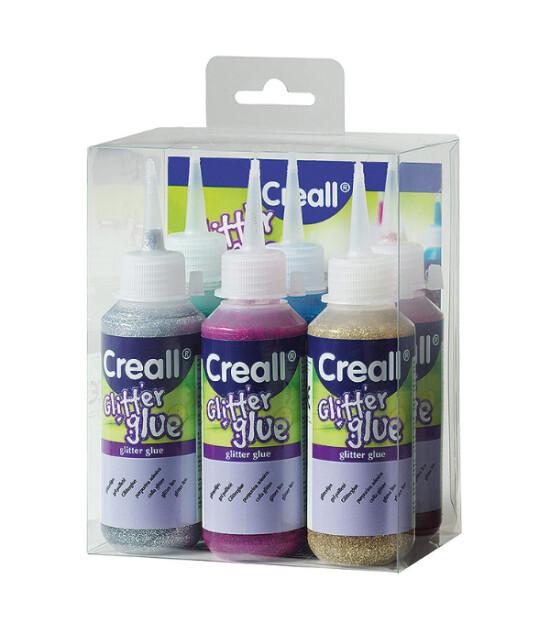 Creall Simli Yapıştırıcı Tutkal (6 x 100 ml)