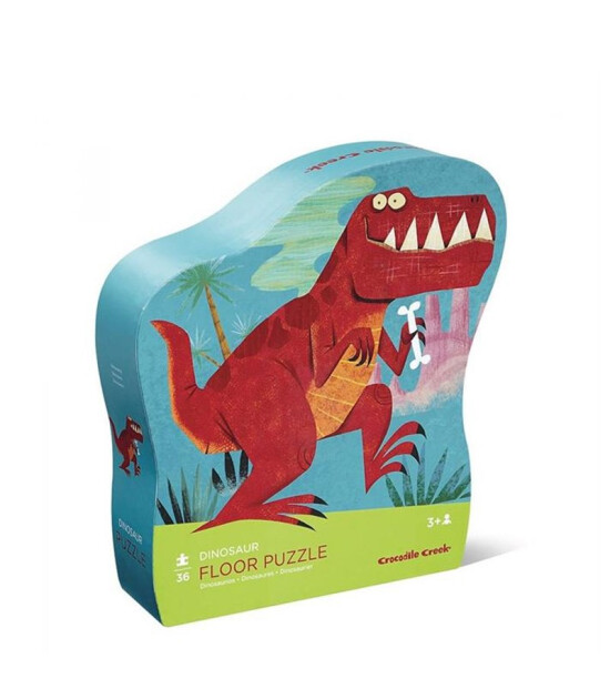 Crocodile Creek Puzzle // Dinozor (36 Parça)