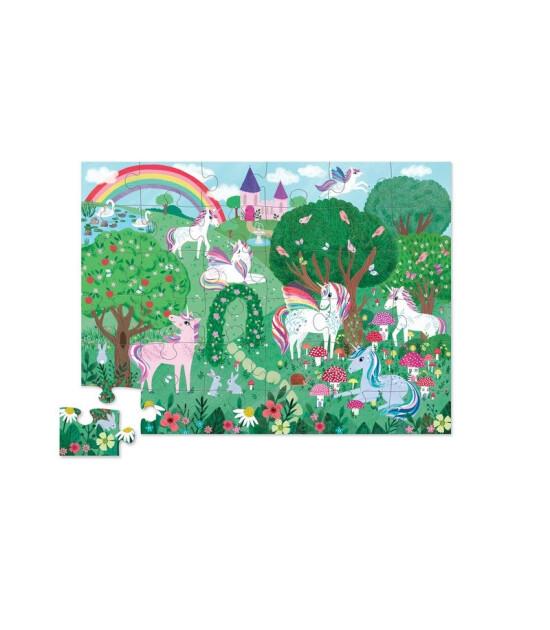 Crocodile Creek Puzzle // Unicorn (36 Parça)