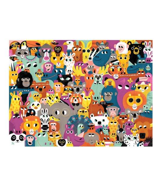 Crocodile Creek Puzzle // Hayvanlar (500 Parça)
