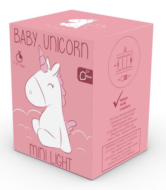 Dhink Mini Gece Lambası / Baby Unicorn