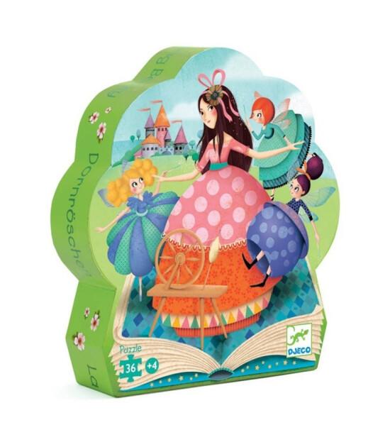 Djeco Puzzle // Sleeping Beauty (24 Parça)