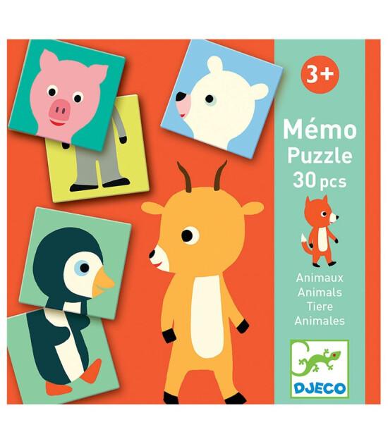 Djeco Hafıza Oyunları/Memo Animo