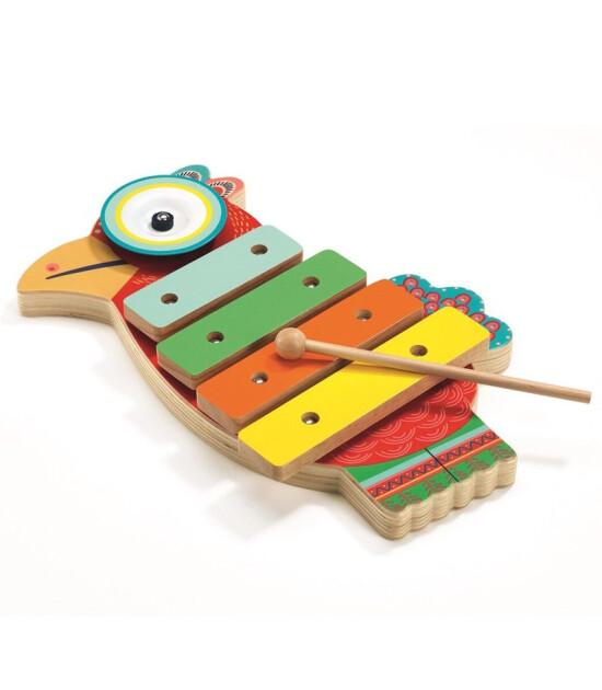 Djeco Ksilofon/ Papağan