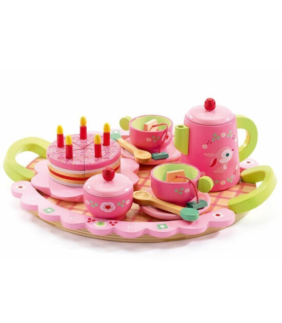 Djeco Lili Rose's Tea Party / Çay Seti