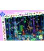 Djeco Observation Puzzle // Enchanted Forest (100 Parça)