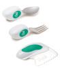 Doddl Çatal Kaşık Bıçak Seti (Aqua)