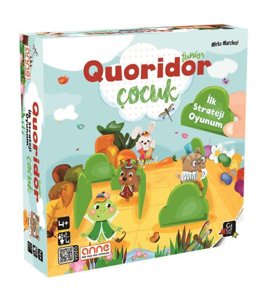 Gigamic Quoridor Çocuk (Quoridor Junior)