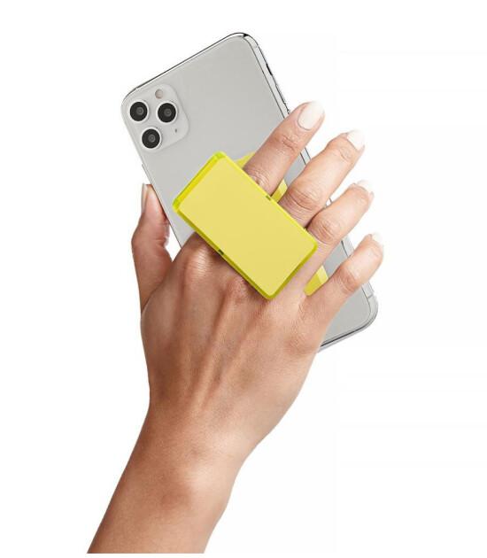 HANDLstick Stand Özellikli Telefon Tutucu // Neon Yellow