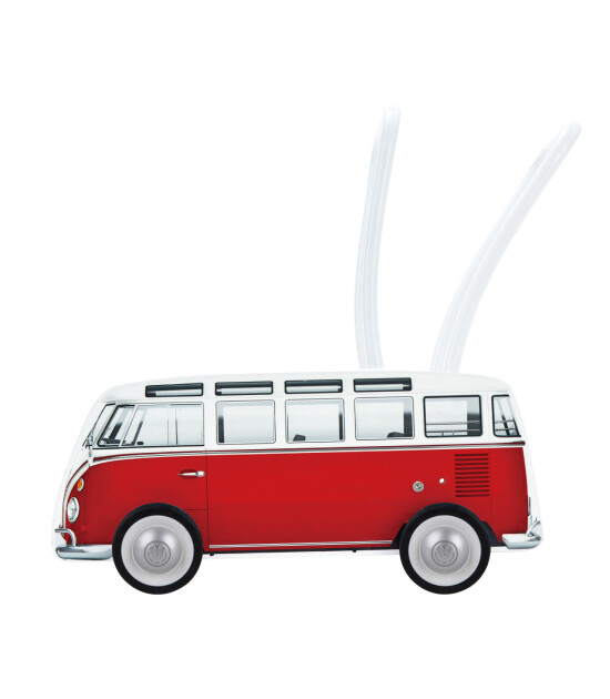 Hape Classical Bus T1 Walker (Red) / Klasik Vosvos Vagon
