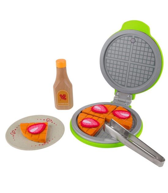 Hape Waffle Makiesi