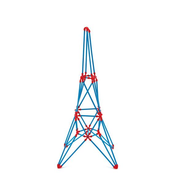Hape Bambu Çubuklu Yapı (Kule)