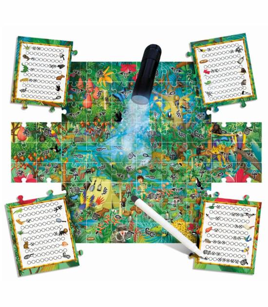 Headu Fenerli Puzzle // The Forest (70 Parça)