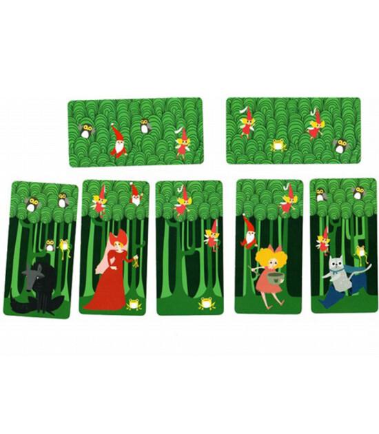 Helvetiq Forest Kart Oyunu