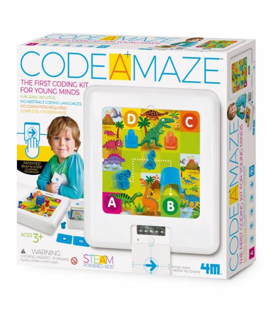 Imagine Station Code-A-Maze Robotik Kodlama Seti
