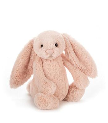 Jellycat Bashful Pudra Orta Boy Tavşan