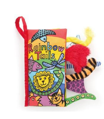 Jellycat Bez Kitap / Rainbow Tails