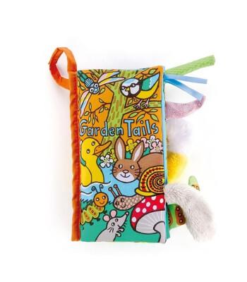 Jellycat Bez Kitap/Garden Tails