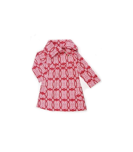 Kate Quinn Organics %100 Organik Uzun Kollu Salon Elbise (Baroque)