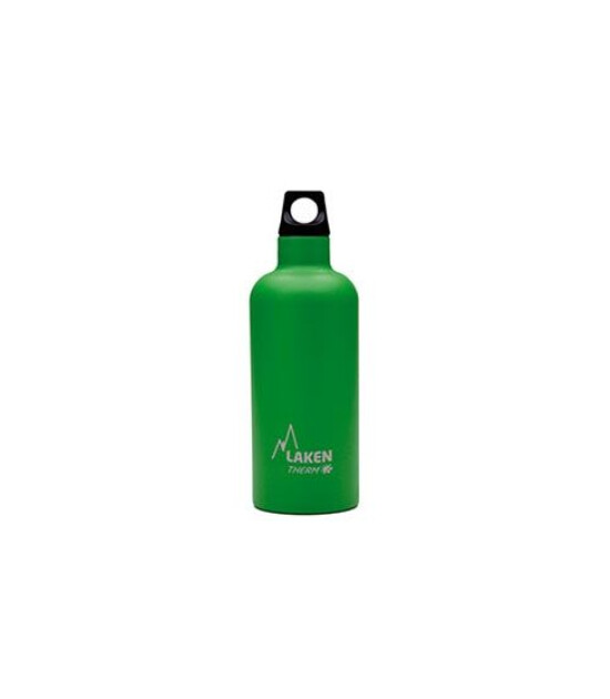 Laken Futura Çelik Termos Şişe (0.5L) // Yeşil