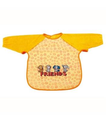 Laken Kollu Bebek Önlüğü Friends