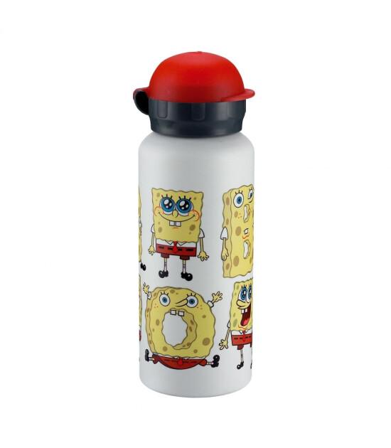 Laken Hit Alüminyum Şişe (0.45L) // Sponge Bob - Esponja