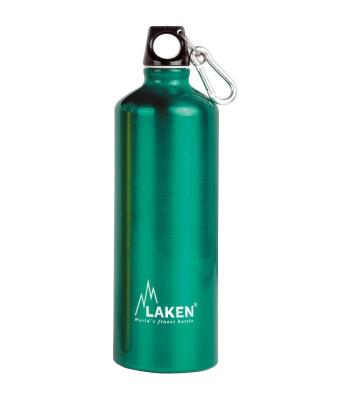 Laken Alüminyum Futura Şişe 0,75L Yeşil