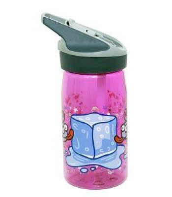 Laken Tritan Kukumusu Jannu şişe 0.45L Pembe