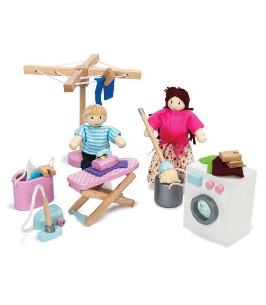 Le Toy Van Çamaşır Odası Set