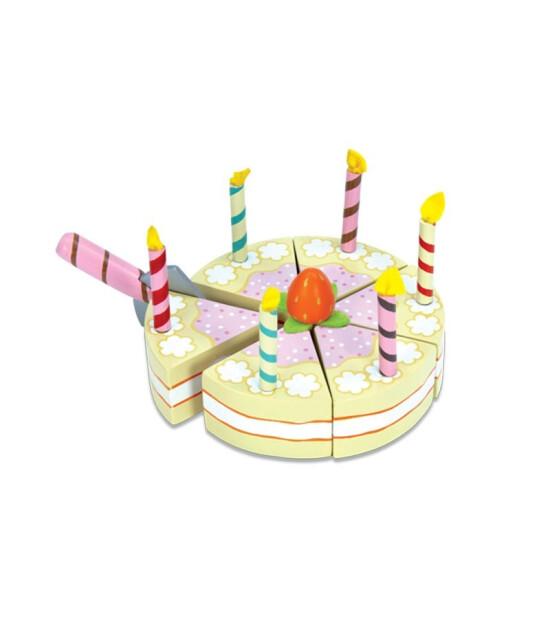 Le Toy Van Doğum Günü Pastası