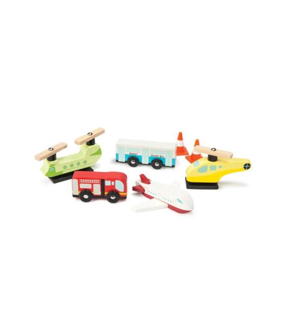 Le Toy Van Havaalanı Seti
