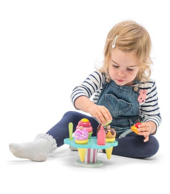 Le Toy Van Gelato Set