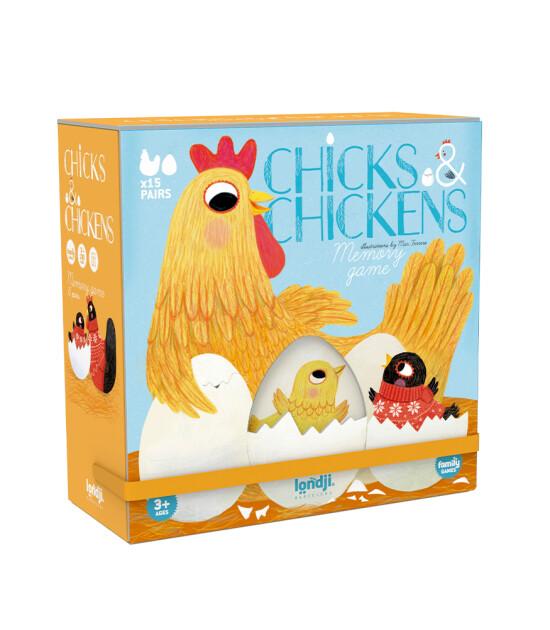 Londji Hafıza Oyunu /  Chicks and Chikends