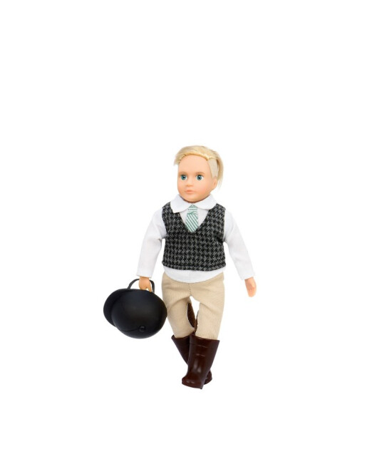 Lori Evan Oyuncak Bebek - 15 cm