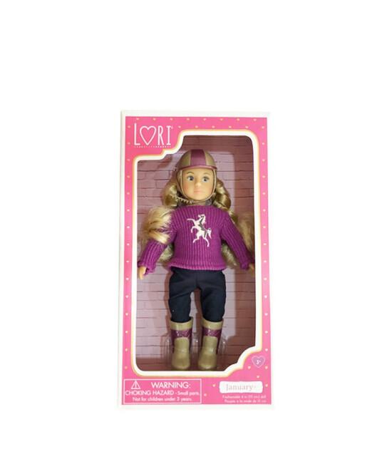Lori January Oyuncak Bebek - 15 cm