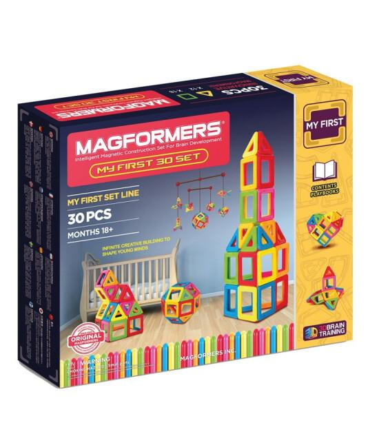 Magformers Mıknatıslı Baby Set 30 Parça