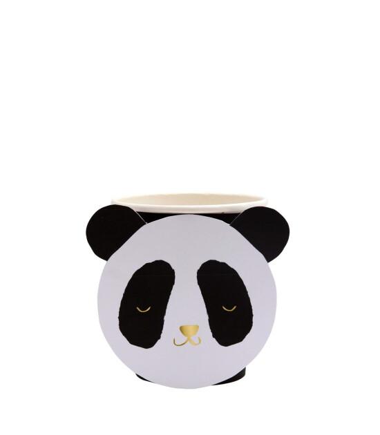 Meri Meri Panda Bardaklar (8'li)