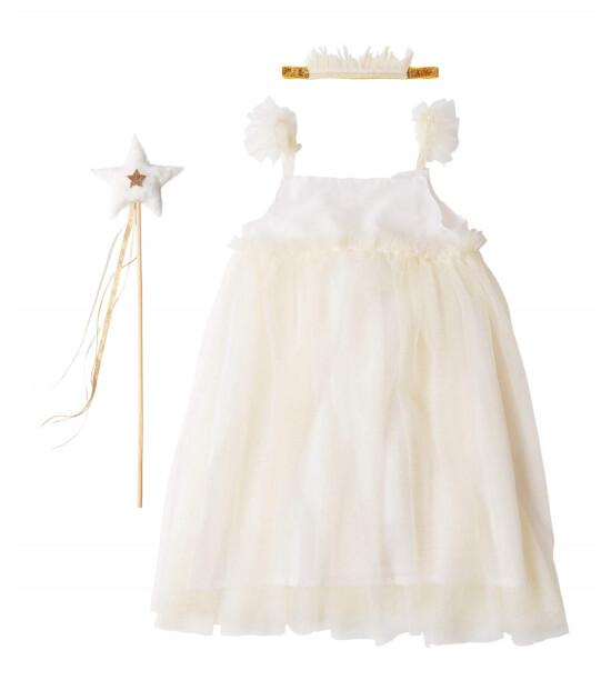 Meri Meri Peri Kizi Elbise Kiti 5 6 Yas Keyif Bebesi Kids Toys
