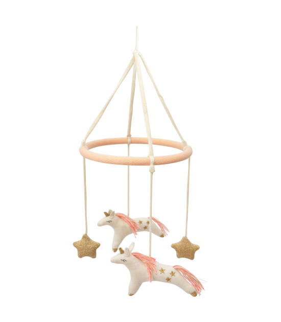 Meri Meri Unicorn Bebek Odası Süsü