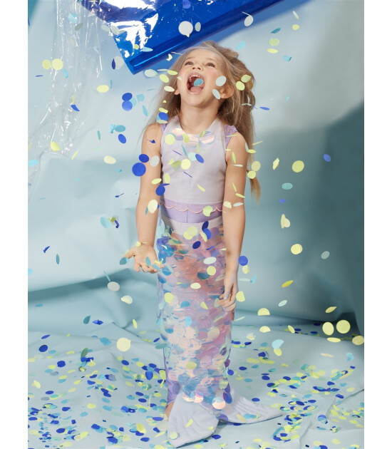 Meri Meri Deniz Kızı Elbisesi