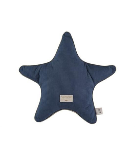 Nobodinoz Aristote Yıldız Yastık - Lacivert