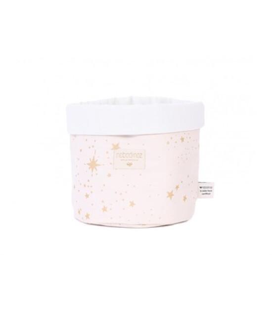 Nobodinoz Orta Boy Panda Sepet Gold Stella / Dream Pink