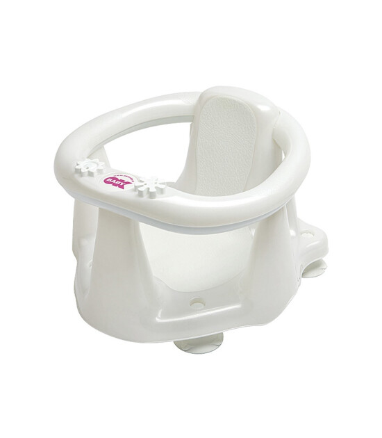 Okbaby Flipper Evol Banyo Oturağı / Beyaz