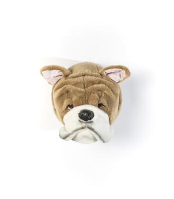 Wild & Soft Duvar Aksesuarı // İngiliz Bulldog Matthew