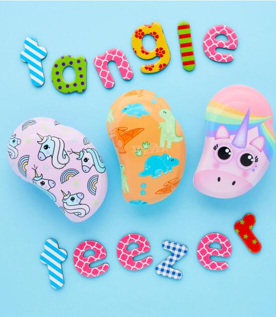 Tangle Teezer Original Mini Bebek ve Çocuk Saç Fırçası // Unicorn