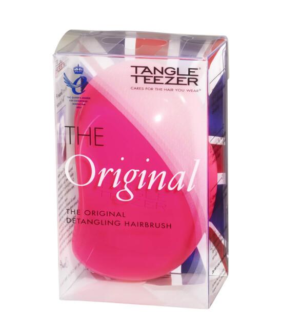 Tangle Teezer Original Saç Fırçası // Pembe