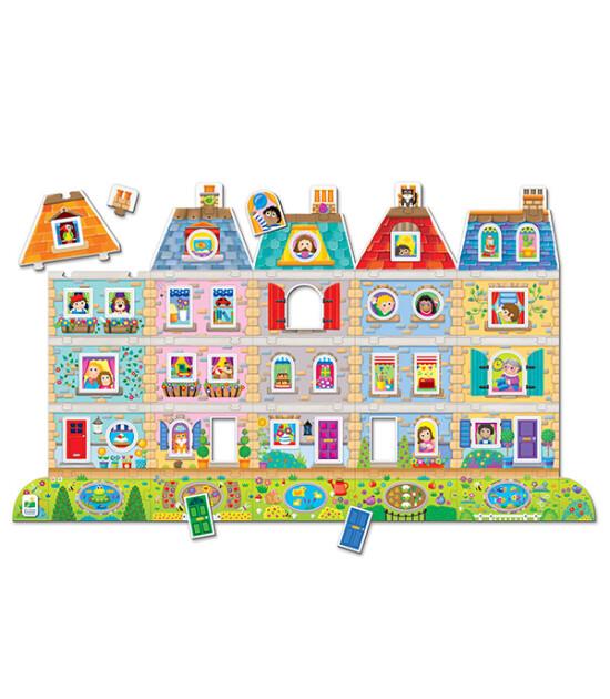 The Learning Journey Oyun Puzzle / Komşularım