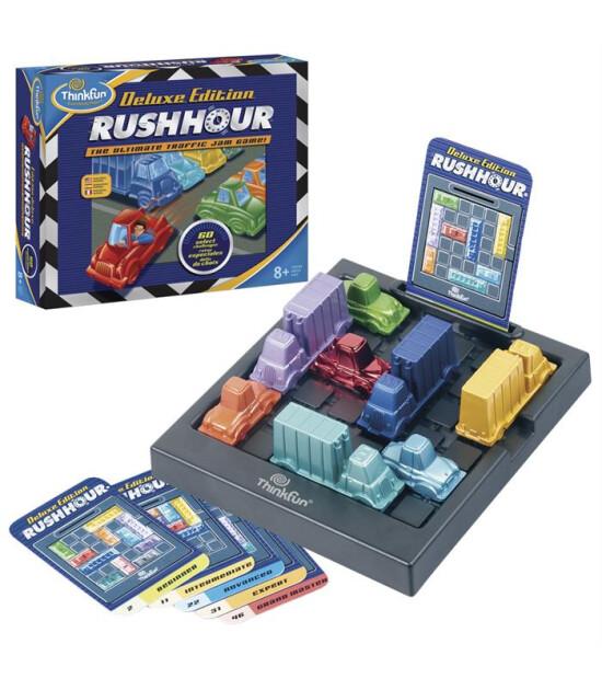 Thinkfun Trafik, Lüks (Rush Hour Deluxe)