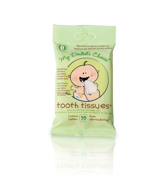Tooth Tissues Diş Temizleme Mendili