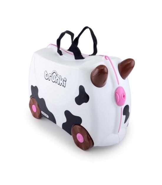 Trunki Çocuk Bavulu - İnek Frieda